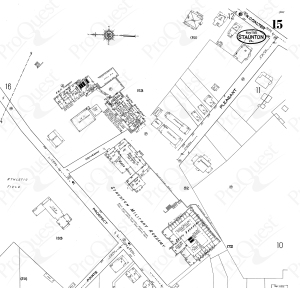 SMA Grounds in 1921 (Click on figure to expand in new tab)