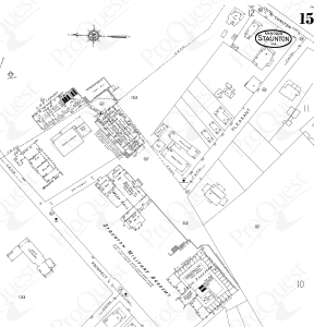 SMA Grounds in 1929 (Click on Figure to expand in new tab)