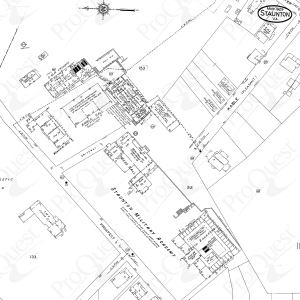 SMA Grounds in 1949 (Click on figure to expand in new tab)