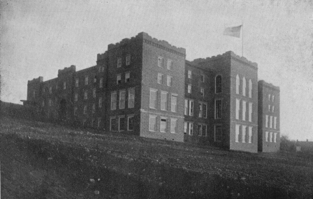 The Barracks circa 1906
