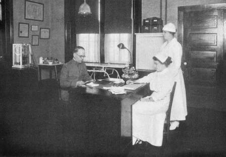 Doctor's Office circa 1926