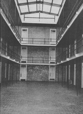North Barracks Quadrangle circa 1975