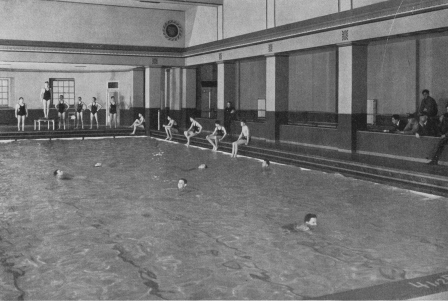 Swimming Pool circa 1934