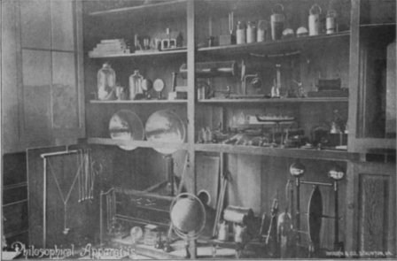 Philosophical Laboratory circa 1890