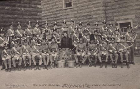 1910 Cadet Band