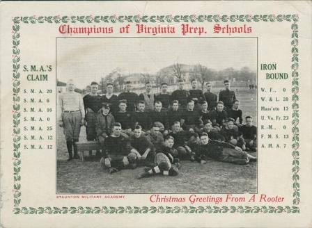 1910 Football Team