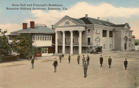 1913 Mess Hall and Principal's Residence
