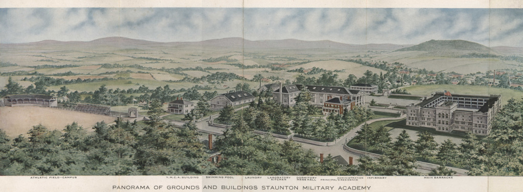 1915 Campus Drawing
