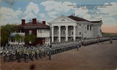 1915 Mess Hall & Principal's Residance