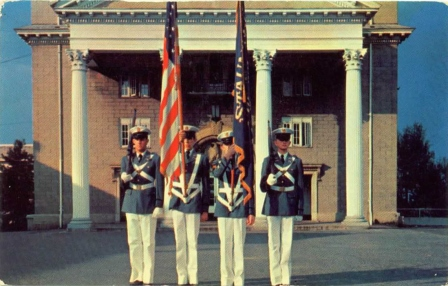 1950's Color Guard
