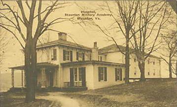 1920's Cadet Hospital