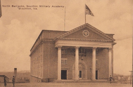 1920 North Barracks