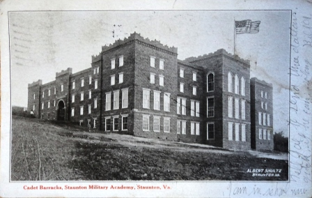 1906 South Barracks