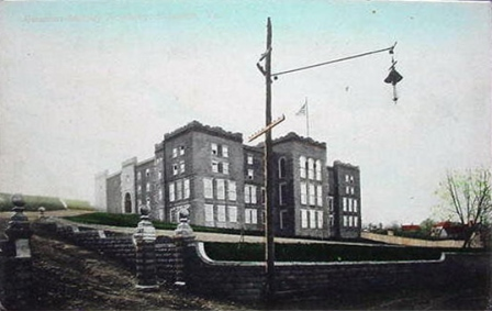 1925 South Barracks