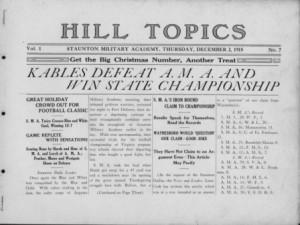 December 2, 1915
