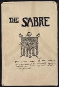 The Sabre - Feb. 1913