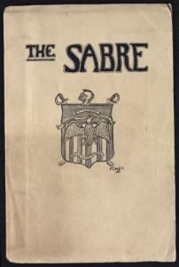 The Sabre - Mar. 1913